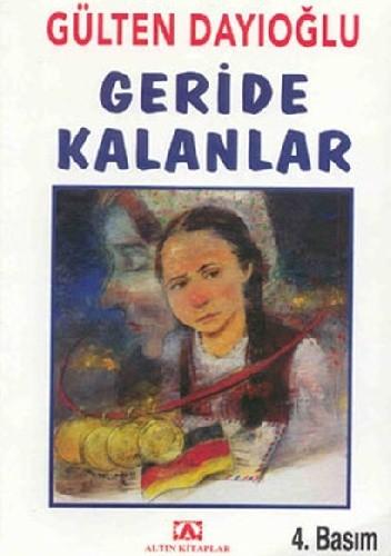 Okładka książki Geride Kalanlar