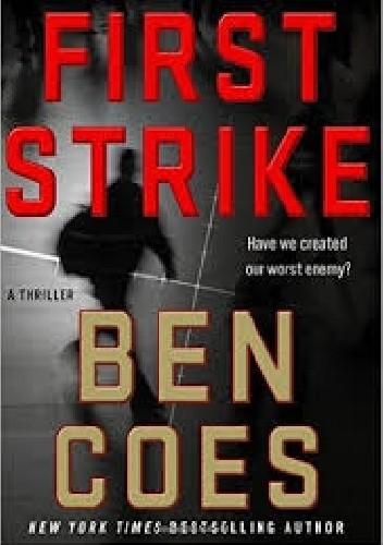 Okładka książki First Strike