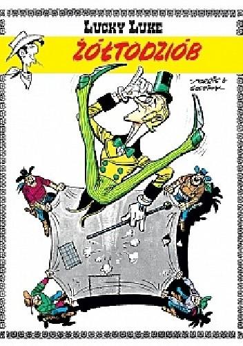 Okładka książki Żółtodziób