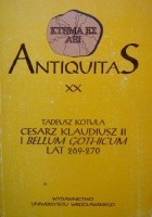 Cesarz Klaudiusz II i Bellum Gothicum lat 269-270