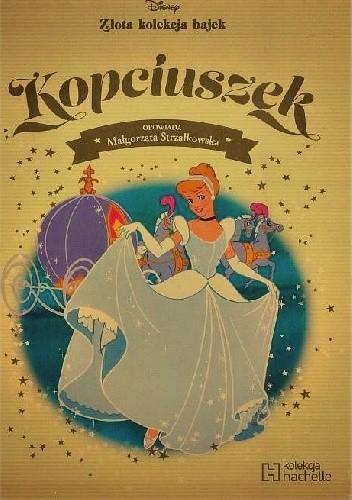 Okładka książki Kopciuszek