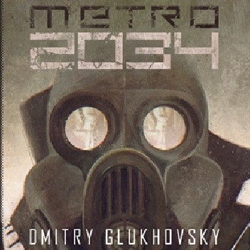 Okładka książki Metro 2034