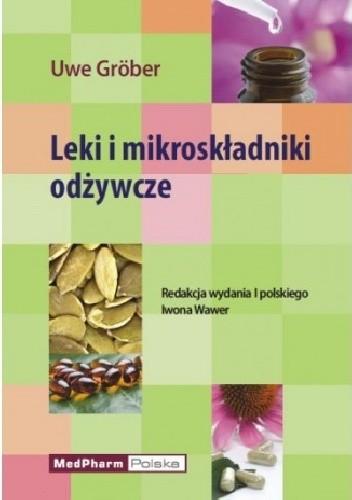 Okładka książki Leki i mikroskładniki odżywcze