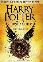 Harry Potter and The Cursed Child. Parts one and two.
