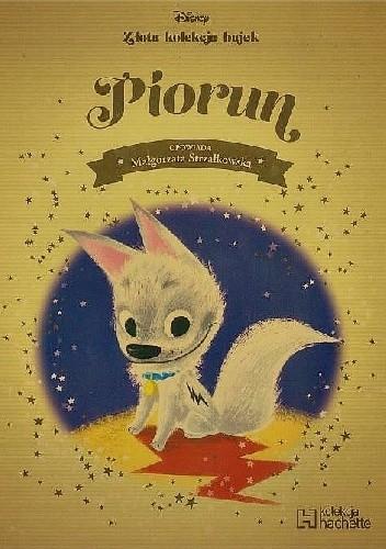 Okładka książki Piorun