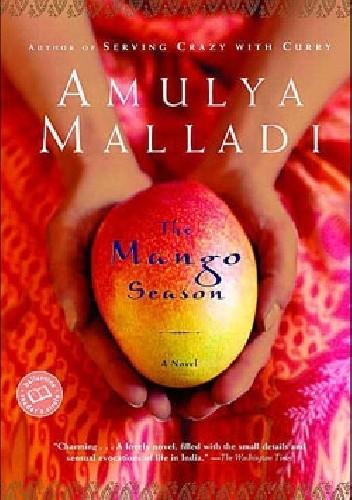 Okładka książki The Mango Season