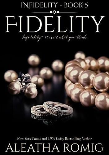 Okładka książki Fidelity