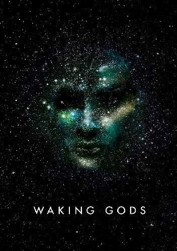 Okładka książki Waking Gods