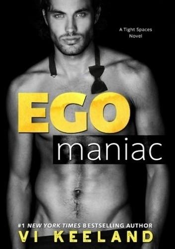Okładka książki Egomaniac