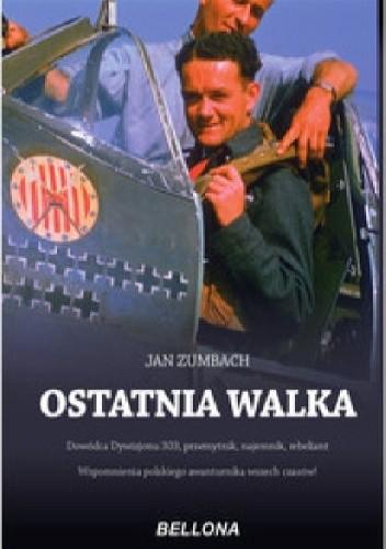 Okładka książki Ostatnia walka