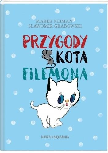 Okładka książki Przygody kota Filemona