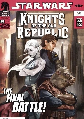 Okładka książki Star Wars: Knights of the Old Republic #50