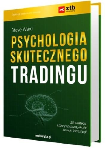 Okładka książki Psychologia skutecznego tradingu