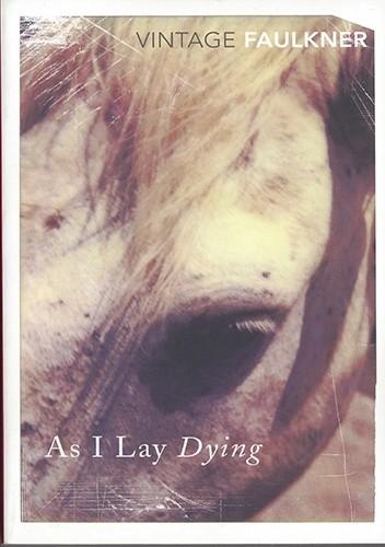 Okładka książki As I Lay Dying