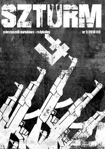Okładka książki Szturm 2/2014