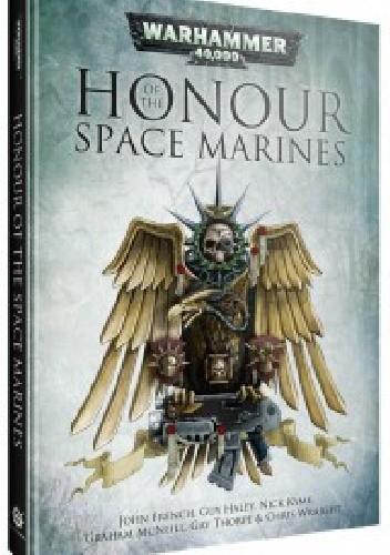 Okładka książki Honour of the Space Marines