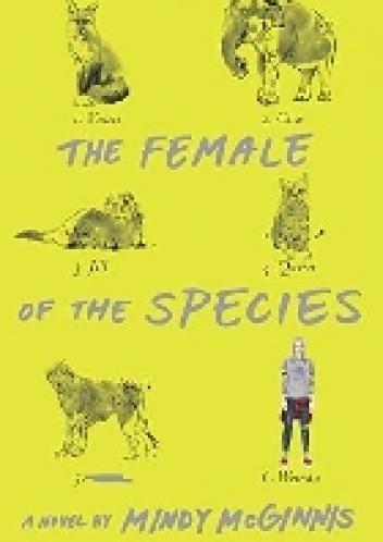 Okładka książki The Female of the Species