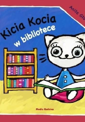 Okładka książki Kicia Kocia w bibliotece