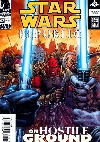 Okładka książki Star Wars: Republic #62