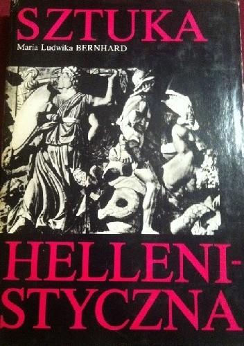 Okładka książki Sztuka hellenistyczna