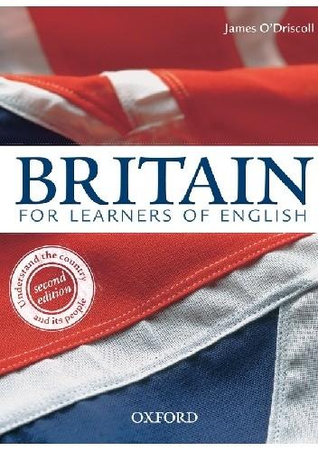Okładka książki Britain for Learners of English