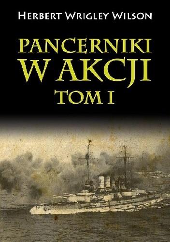 Okładka książki Pancerniki w akcji TOM 1