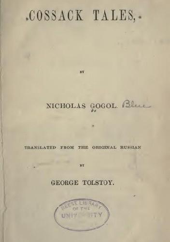 Okładka książki Cossack Tales