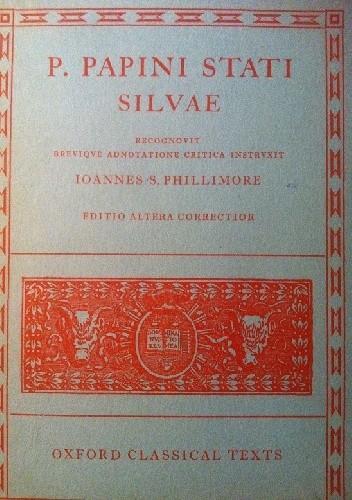 Okładka książki Silvae