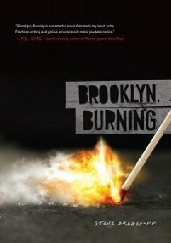 Okładka książki Brooklyn, Burning
