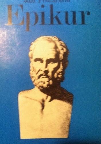 Okładka książki Epikur Paradoksy hedonizmu