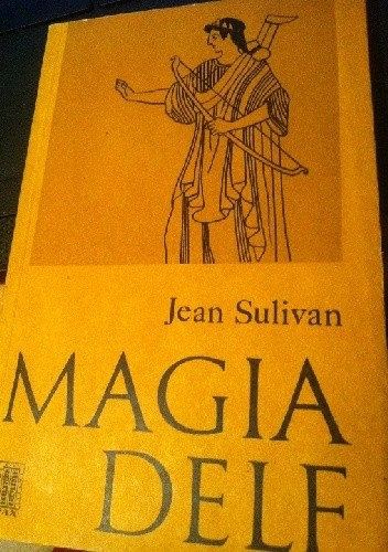 Okładka książki Magia Delf
