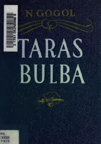 Okładka książki Taras Bulba