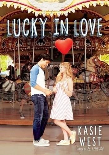 Okładka książki Lucky in Love