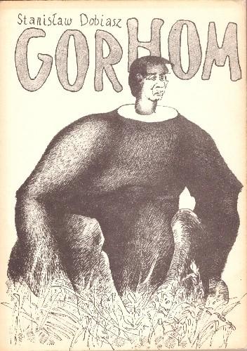Okładka książki Gorhom czyli Goryl profesora Belmondo