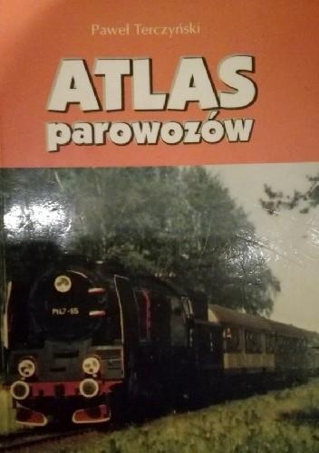 Okładka książki Atlas parowozów