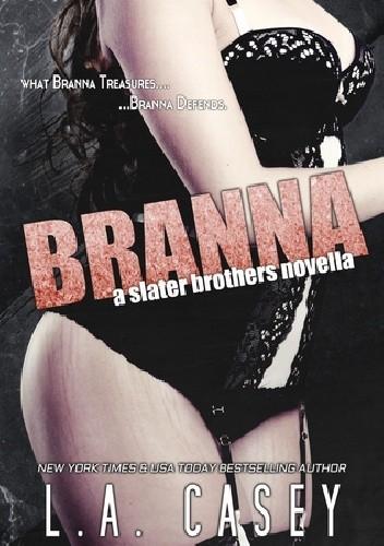 Okładka książki Branna