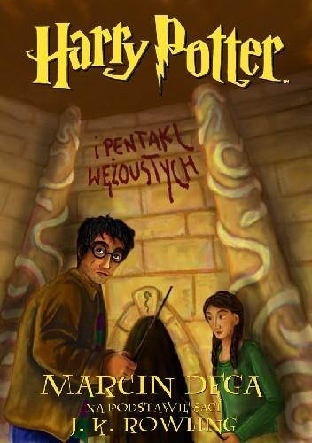 Okładka książki Harry Potter i Pentakl Wężoustnych