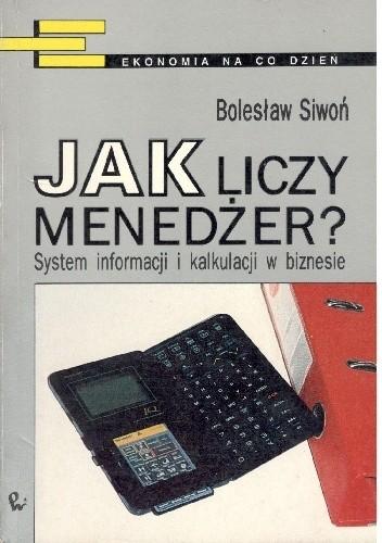 Okładka książki Jak liczy menedżer?