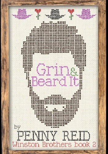 Okładka książki Grin and Beard It