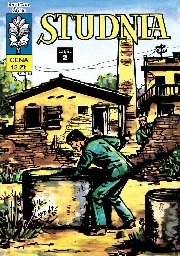 Okładka książki Studnia