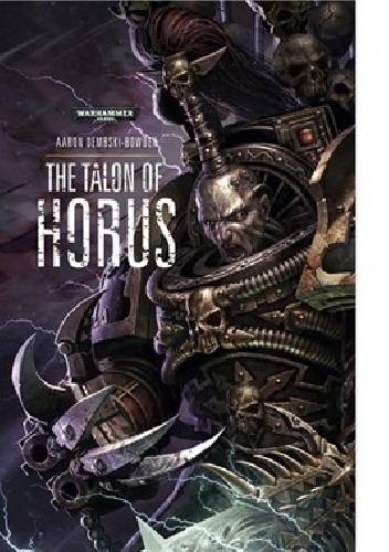 Okładka książki The Talon of Horus