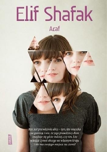 Okładka książki Araf