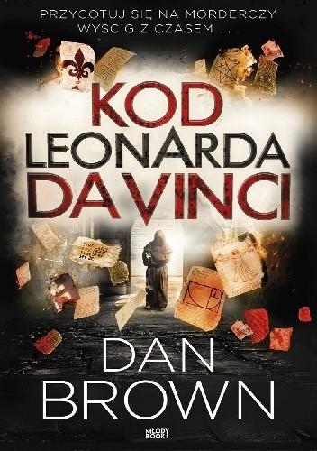Okładka książki Kod Leonarda Da Vinci (wydanie skrócone)