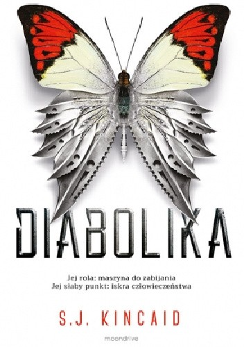 Okładka książki Diabolika