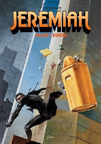 Okładka książki Jeremiah #12: Julius i Romea