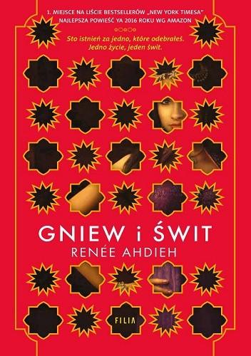 Okładka książki Gniew i świt