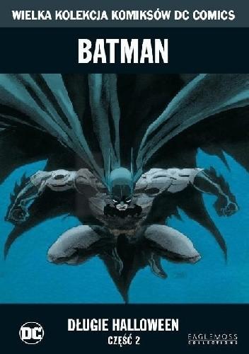 Okładka książki Batman: Długie Halloween - Część 2