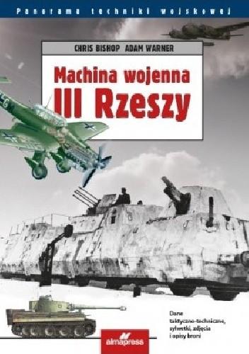 Okładka książki Machina wojenna III Rzeszy
