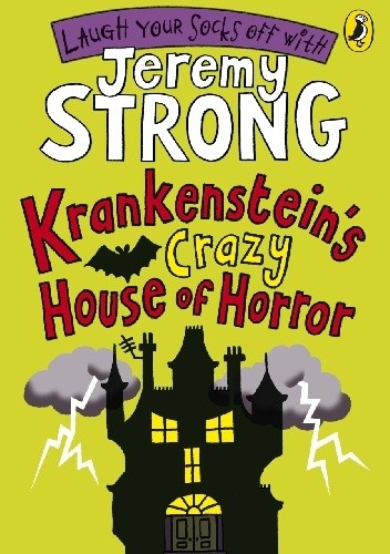 Okładka książki Krankenstein's Crazy House of Horror