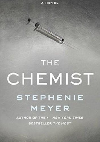 Okładka książki The Chemist